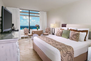 Ocean View rooms at Grand Oasis Cancun